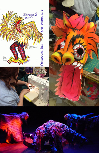 Educational Program - Costume Design and Construction