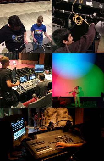 Educational Program - Electrical, Lighting and Sound Design