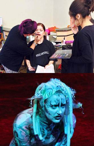 Educational Program - Makeup Design